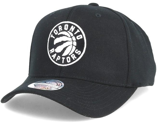 abb61a5084be5c Toronto Raptors Black & White 110 Adjustable - Mitchell & Ness caps -  Hatstorecanada.com