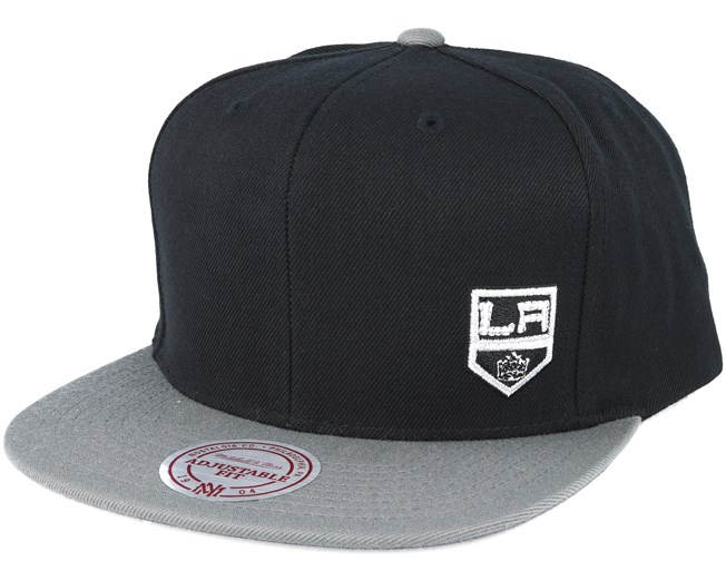 the best attitude 87992 7effd Los Angeles Kings Little Logo Black Snapback - Mitchell   Ness