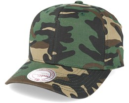 Blank 110 Flexfit Camo Adjustable - Mitchell & Ness