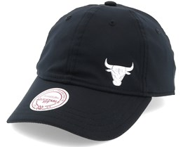Chicago Bulls Victory Black Adjustable - Mitchell & Ness
