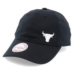 8949a87fd06453 Mitchell & Ness Chicago Bulls Victory Black Adjustable - Mitchell & Ness  AU$ 32.99