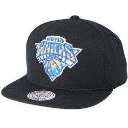 adb7014e7e8 Mitchell   Ness New York Knicks Easy Three Digital XL Black Snapback -  Mitchell   Ness AU  33.59 AU  41.99