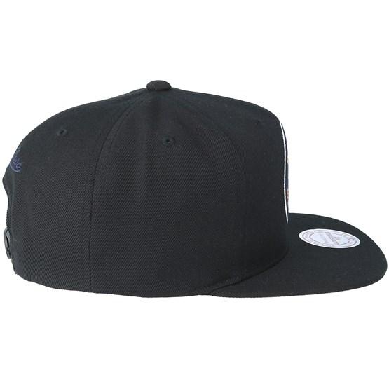 5f5ca377ca4f Utah Jazz Easy Three Digital XL Black Snapback - Mitchell   Ness caps