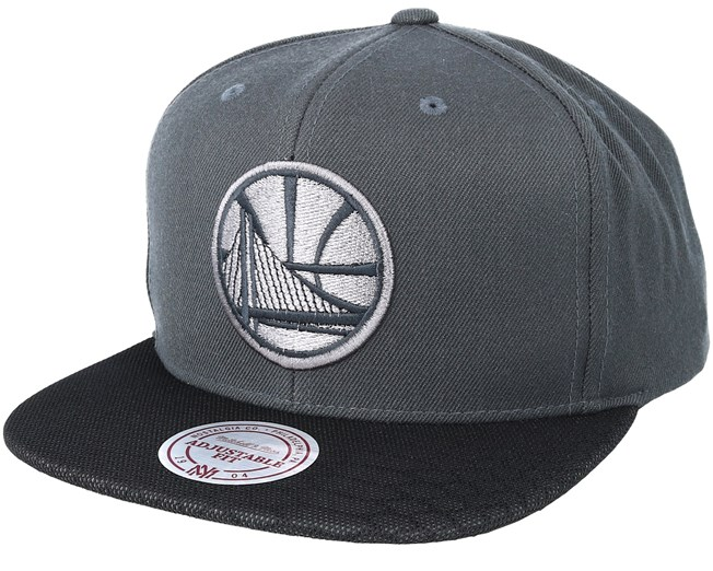 ae73344e9 Golden State Warriors Hologram Mesh Stop On Dime Charcoal Snapback ...