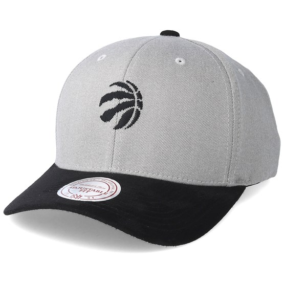 096f8951926 Toronto Raptors Hyper Tech Wool Crown Grey Adjustable - Mitchell   Ness caps  - Hatstoreaustralia.com