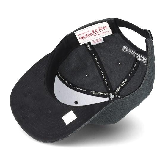 release date de844 eed10 Brooklyn Nets Splatter Charcoal Black Snapback - Mitchell   Ness - Start  Boné - Hatstore