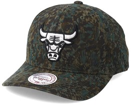 Chicago Bulls Abstract Camo Adjustable - Mitchell   Ness c1dfdb7f2f8