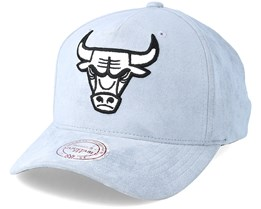 Chicago Bulls Classic Grey Adjustable - Mitchell & Ness