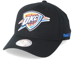 Oklahoma City Thunder Eazy Black 110 Adjustable - Mitchell & Ness