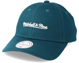 Team Logo Low Profile Dark Green - Mitchell & Ness