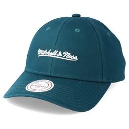 buy popular 3adaa 86402 Mitchell   Ness Team Logo Low Profile Dark Green - Mitchell   Ness £15.99  £19.99