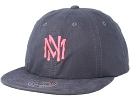 Own Brand Gr8 Gray Strapback - Mitchell & Ness