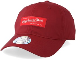 Own Brand Light & Dry Maroon/Red Adjustable - Mitchell & Ness