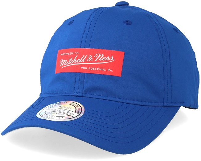 001ae61d7 Own Brand Light & Dry Blue/Red Adjustable - Mitchell & Ness caps ...