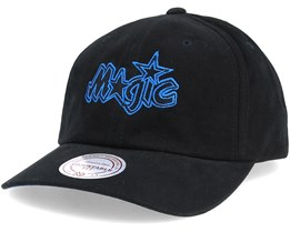 Orlando Magic Haze Black Adjustable - Mitchell & Ness
