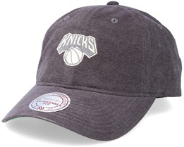 New York Knicks Workmens Strapback Grey Adjustable - Mitchell & Ness