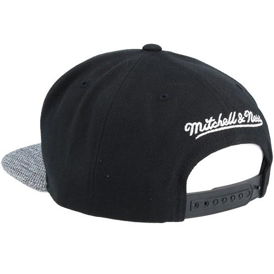 San Antonio Spurs Woven Tc Black Snapback - Mitchell   Ness - Start Gorra -  Hatstore 8e57ecd39fb