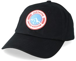 Mountaineering Dad Cap Black Adjustable - Hype