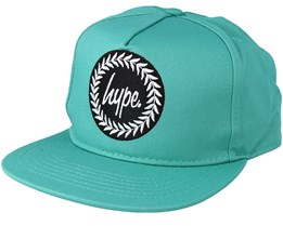 Crest Mint Snapback - Hype