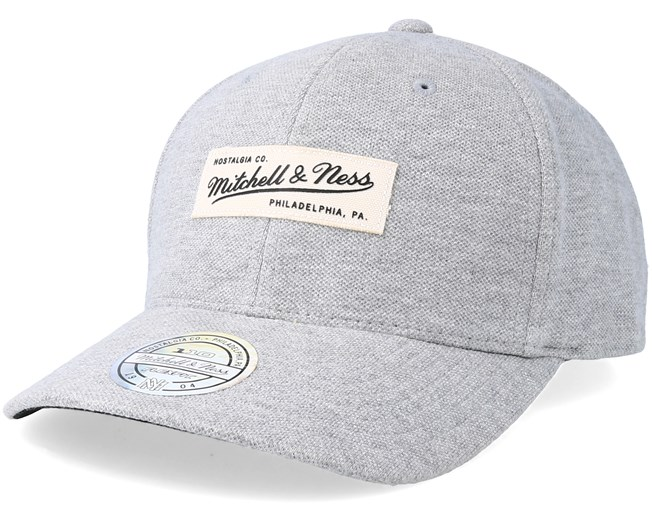 Own Brand Jock Grey 110 Adjustable - Mitchell   Ness caps  49e18a5a5cec