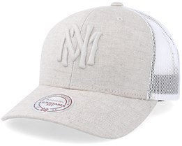 Own Brand Tints Strapback Dark Khaki Trucker - Mitchell & Ness