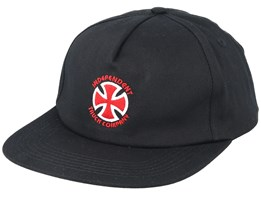 Stage Black Strapback - Independent