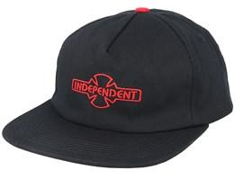 O.G.B.C Emb Black  Strapback - Independent
