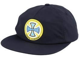 O.G.T.C Cap Black Strapback - Independent