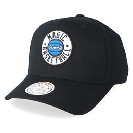 Mitchell   Ness Orlando Magic Full Court Patch Black 110 Adjustable -  Mitchell   Ness 249 kr. 84439fef89dc