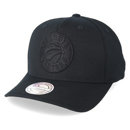 timeless design 63d07 e3626 Mitchell   Ness Toronto Raptors Outline Logo Black 110 Adjustable - Mitchell    Ness CA  37.99