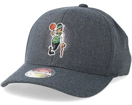 Boston Celtics Decon Grey Adjustable - Mitchell & Ness