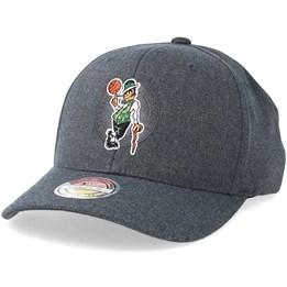 save off 777c4 98a33 Mitchell   Ness Boston Celtics Decon Grey Adjustable - Mitchell   Ness  £24.99