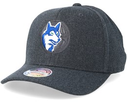 Minnesota Timber Wolves Decon Grey Adjustable - Mitchell & Ness