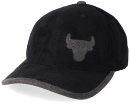 Chicago Bullls Lookout Black Adjustable - Mitchell & Ness