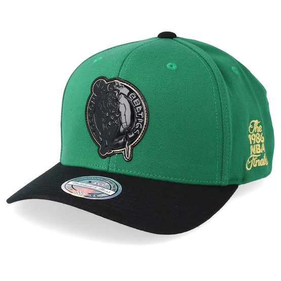 bef919f32 Boston Celtics Presto Green/Bl+A197:Y197ack 110 Adjustable - Mitchell & Ness  caps - Hatstorecanada.com