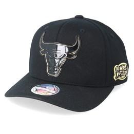 8f2c91bfe Mitchell & Ness Chicago Bulls Presto Black 110 Adjustable - Mitchell & Ness  £29.99