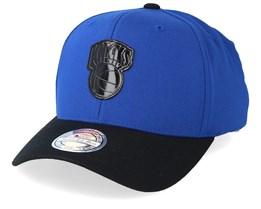 New York Knicks Presto Navy/Black 110 Adjustable - Mitchell & Ness