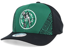 Boston Celtics DNA 110 Green/Black Adjustable - Mitchell & Ness