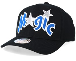 Orlando Magic Jersey Logo 110 Black Adjustable - Mitchell & Ness