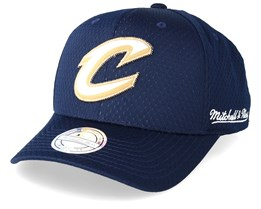 Cleveland Cavaliers Icon Navy 110 Adjustable - Mitchell & Ness