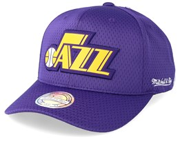 Utah Jazz Icon Purple 110 Adjustable - Mitchell & Ness