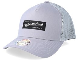 Own Brand Fuse Grey 110 Trucker - Mitchell & Ness