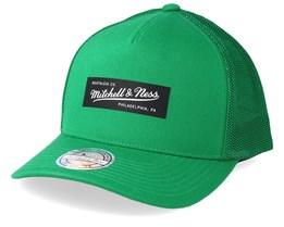 Own Brand Fuse Green 110 Trucker - Mitchell & Ness