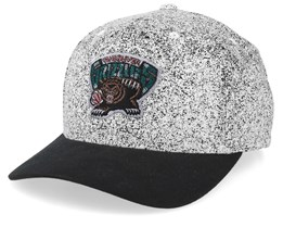 Vancouver Grizzlies No Rest Speckle White/Black 110 Adjustable - Mitchell & Ness