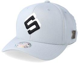 San Antonio Spurs Freshman Grey 110 Adjustable - Mitchell & Ness