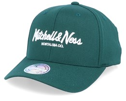 Own Brand Pinscript Green 110 Adjustable - Mitchell & Ness