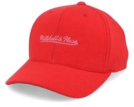 Own Brand Melange Jersey Red 110 Adjustable - Mitchell & Ness