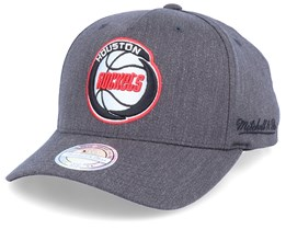 Houston Rockets Eazy Charcoal 110 Adjustable - Mitchell & Ness
