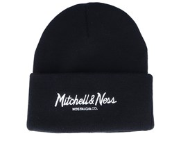 Own Brand Pinscript Black Cuff - Mitchell & Ness