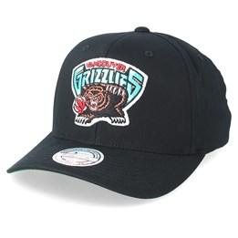 Mitchell /& Ness Chicago Bulls Swish Grey//Black Adjustable